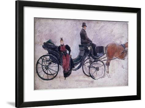 La Victoria-Jean B?raud-Framed Art Print
