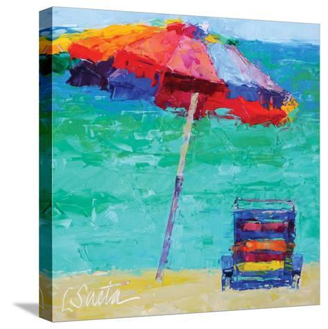 Nothing to Do-Leslie Saeta-Stretched Canvas Print
