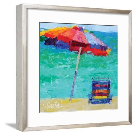 Nothing to Do-Leslie Saeta-Framed Art Print