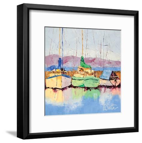 Best Buddies-Leslie Saeta-Framed Art Print