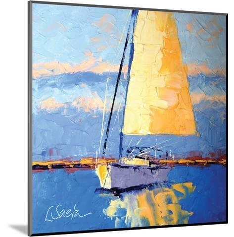 Sail Away-Leslie Saeta-Mounted Art Print