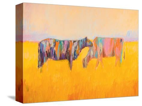 Grazing-JC Pino-Stretched Canvas Print
