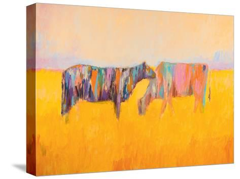 Grazing-JC Pino-Stretched Canvas Print