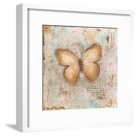 Butterfly IV-Cassandra Cushman-Framed Art Print