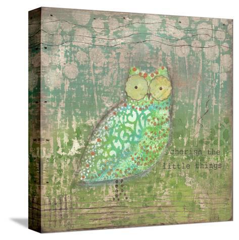 Cherish-Cassandra Cushman-Stretched Canvas Print