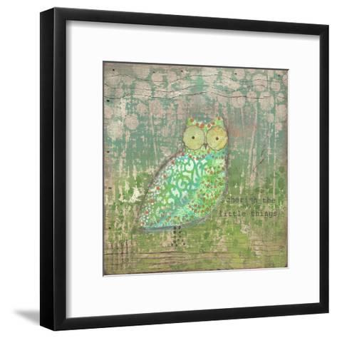 Cherish-Cassandra Cushman-Framed Art Print
