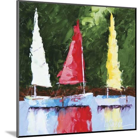 Seas the Day-Leslie Saeta-Mounted Art Print