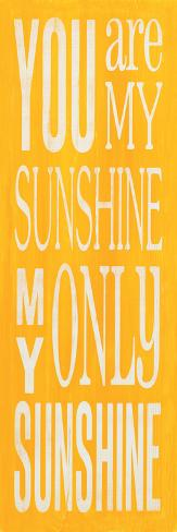 You are My Sunshine-Holly Stadler-Stretched Canvas Print