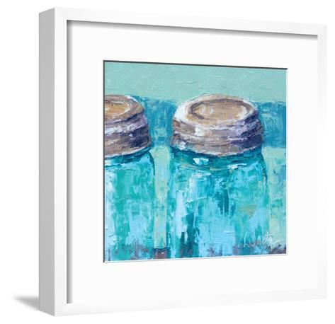 All Empty-Leslie Saeta-Framed Art Print