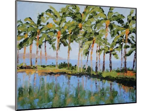 The View at Humu-Leslie Saeta-Mounted Art Print