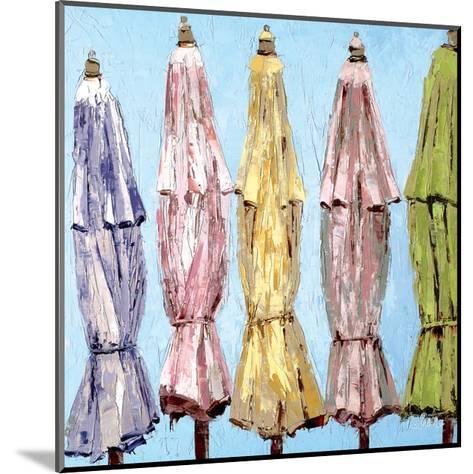 A Cloudy Day-Leslie Saeta-Mounted Art Print