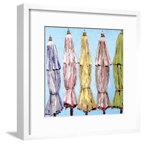 A Cloudy Day-Leslie Saeta-Framed Art Print