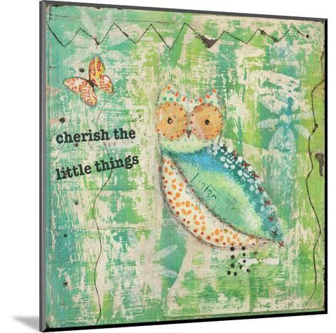 Cherish the Little Things-Cassandra Cushman-Mounted Art Print