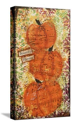 Bountiful Harvest-Cassandra Cushman-Stretched Canvas Print