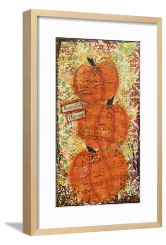 Bountiful Harvest-Cassandra Cushman-Framed Art Print