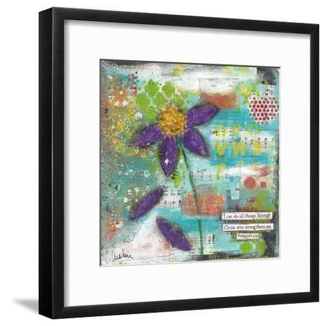 All Things-Cassandra Cushman-Framed Art Print