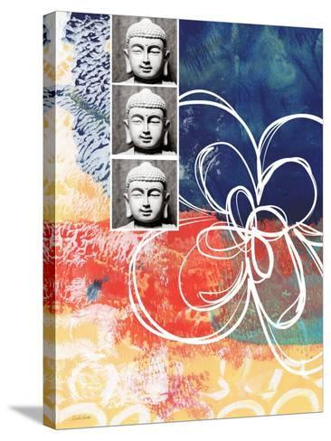Zen Photobooth-Linda Woods-Stretched Canvas Print
