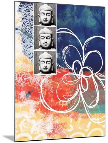 Zen Photobooth-Linda Woods-Mounted Art Print