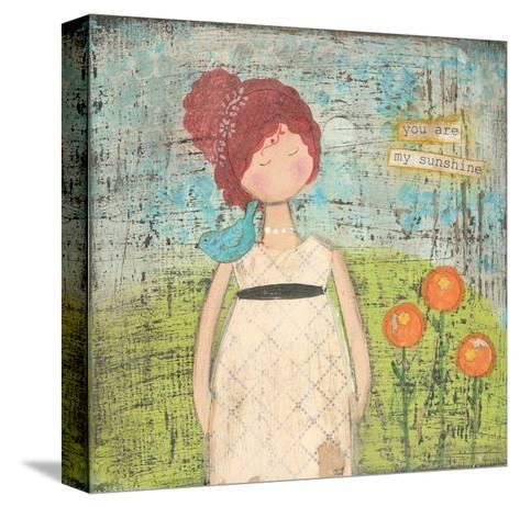 You are My Sunshine-Cassandra Cushman-Stretched Canvas Print