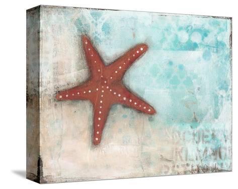 Starfish-Cassandra Cushman-Stretched Canvas Print