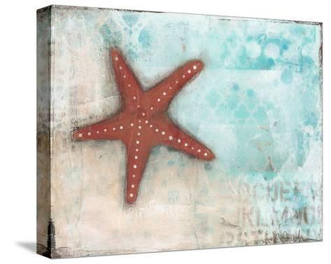 Starfish-Cassandra Cushman-Stretched Canvas Print