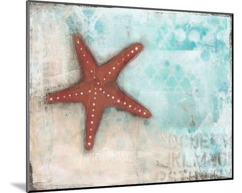 Starfish-Cassandra Cushman-Mounted Art Print