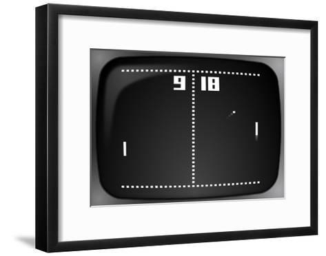 Pong-Thomaspajot-Framed Art Print