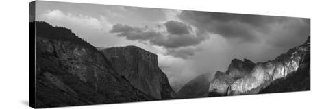 Yosemite Valley Sunset-Anna Miller-Stretched Canvas Print