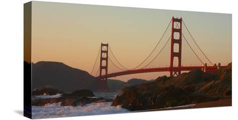 Golden Gate Bridge, San Francisco, CAlifornia-Anna Miller-Stretched Canvas Print