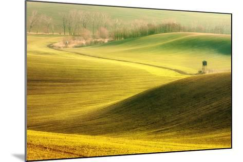 Two Pulpits-Marcin Sobas-Mounted Photographic Print