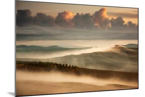 Clouds and Fog-Marcin Sobas-Mounted Photographic Print