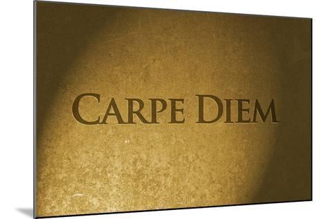 Carpe Diem-thomaca-Mounted Art Print