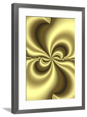 Abstract Psychedelic--Framed Art Print