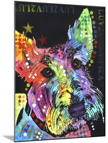 Scottish Terrier-Dean Russo-Mounted Giclee Print