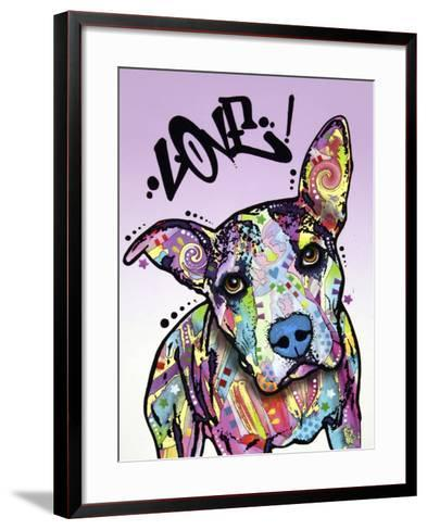 Love!-Dean Russo-Framed Art Print