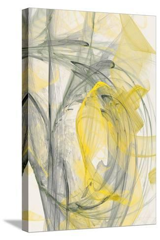 Abstraction 10701-Rica Belna-Stretched Canvas Print