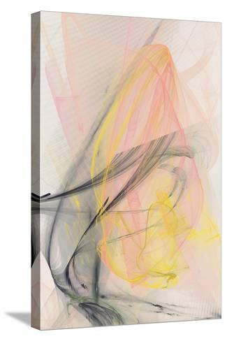 Abstraction 10702-Rica Belna-Stretched Canvas Print