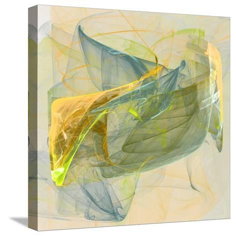Graphics 6357-Rica Belna-Stretched Canvas Print