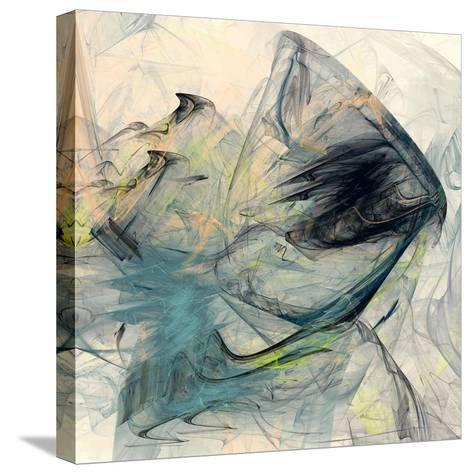 Graphics 5373-Rica Belna-Stretched Canvas Print
