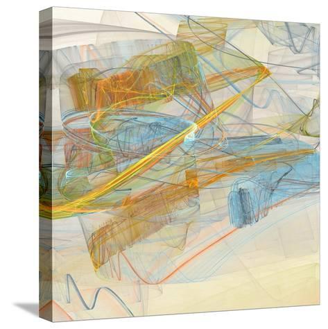 Graphics 7618-Rica Belna-Stretched Canvas Print