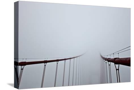 Golden Gate Bridge, San Francsico, California-Tuan Tran-Stretched Canvas Print