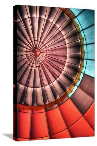 Hot Air Balloon-Photo by Greg Thow-Stretched Canvas Print