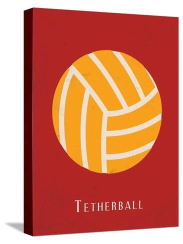 Tetherball--Stretched Canvas Print