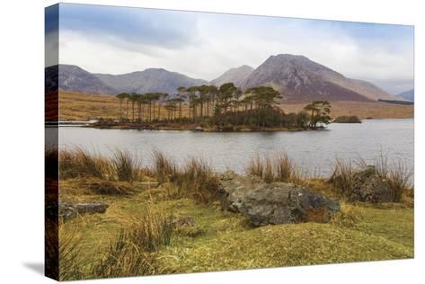 Connemara, County Galway, Ireland-Ken Welsh-Stretched Canvas Print