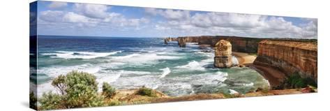 The Twelve Apostles. Parque Nacional Port Campbell-Ra??l Barrero photography-Stretched Canvas Print