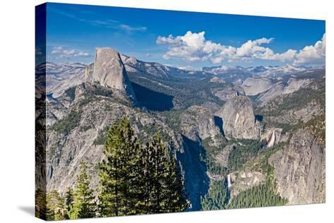 Yosemite National Park-Daniel Osterkamp-Stretched Canvas Print