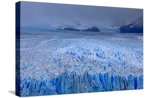 Perito Moreno Glacier-Helminadia-Stretched Canvas Print