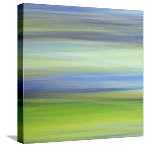 Moved Landscape 6482-Rica Belna-Stretched Canvas Print