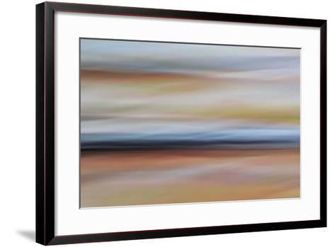 Moved Landscape 6483-Rica Belna-Framed Art Print