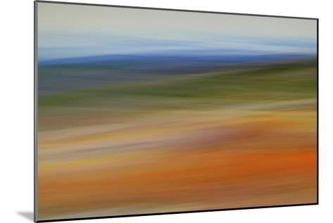 Moved Landscape 6490-Rica Belna-Mounted Giclee Print